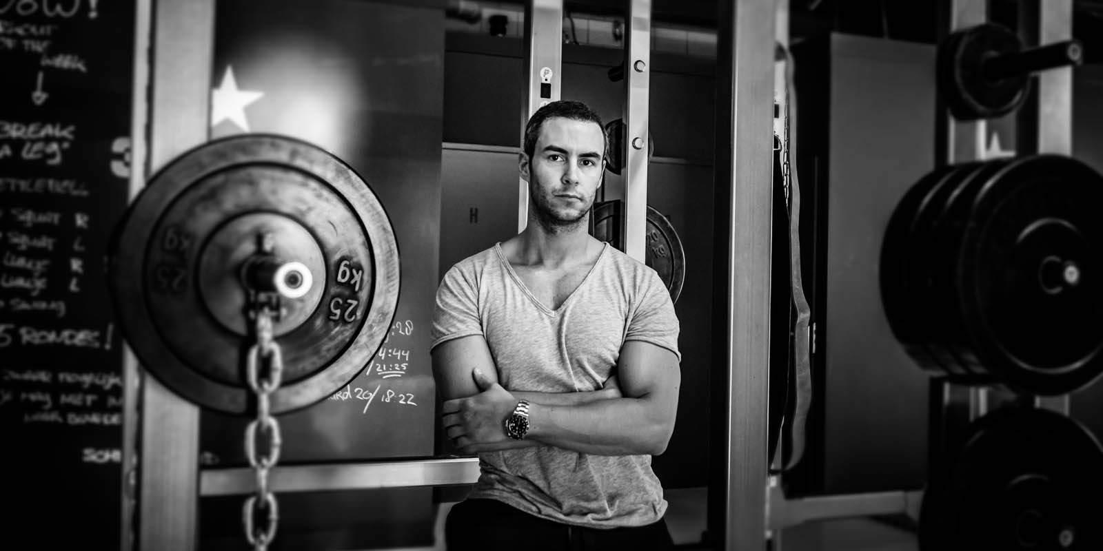 Guy van der Reijden - 3SIXTY5 Personal Training