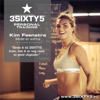 kim feenstra - 3sixty5 personal training